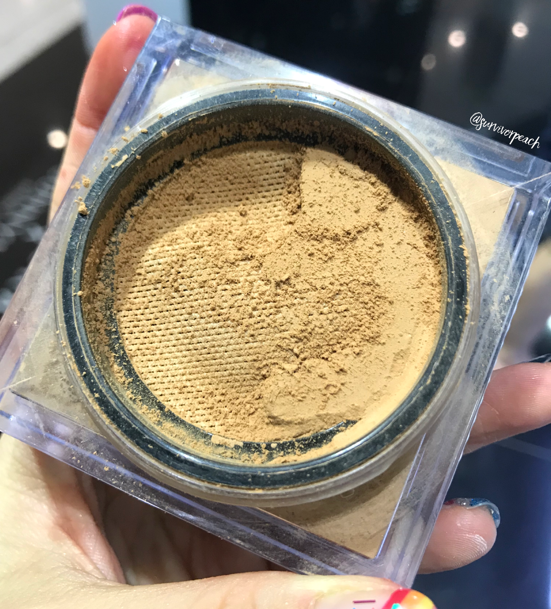 Huda Beauty Easy Bake Powder - Cinnamon Bun
