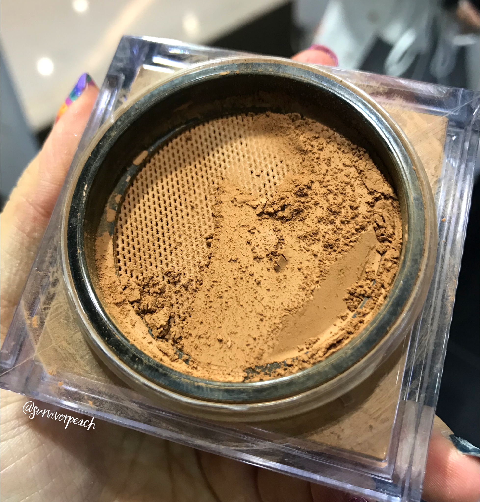 Huda Beauty Easy Bake Powder - Coffee Cake