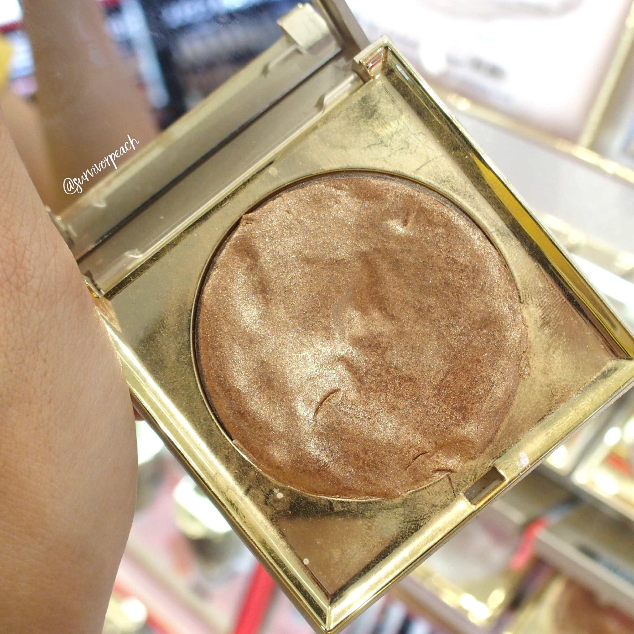 Stila Heavenly Hue Highlighter - Bronze