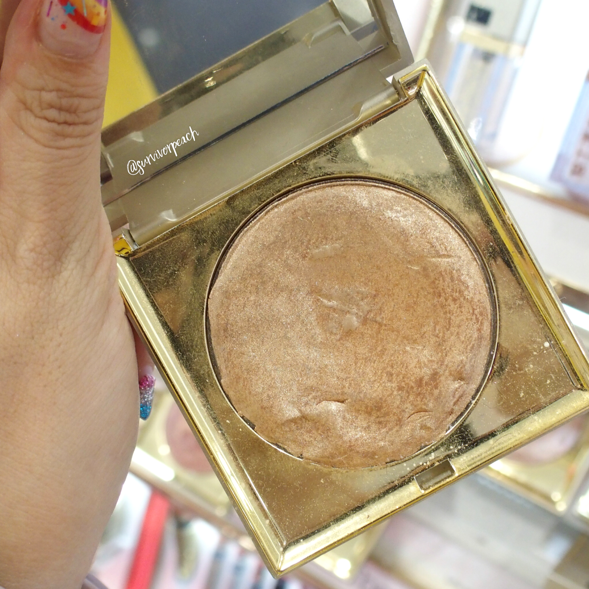 Stila Heavenly Hue Highlighter - Brilliance