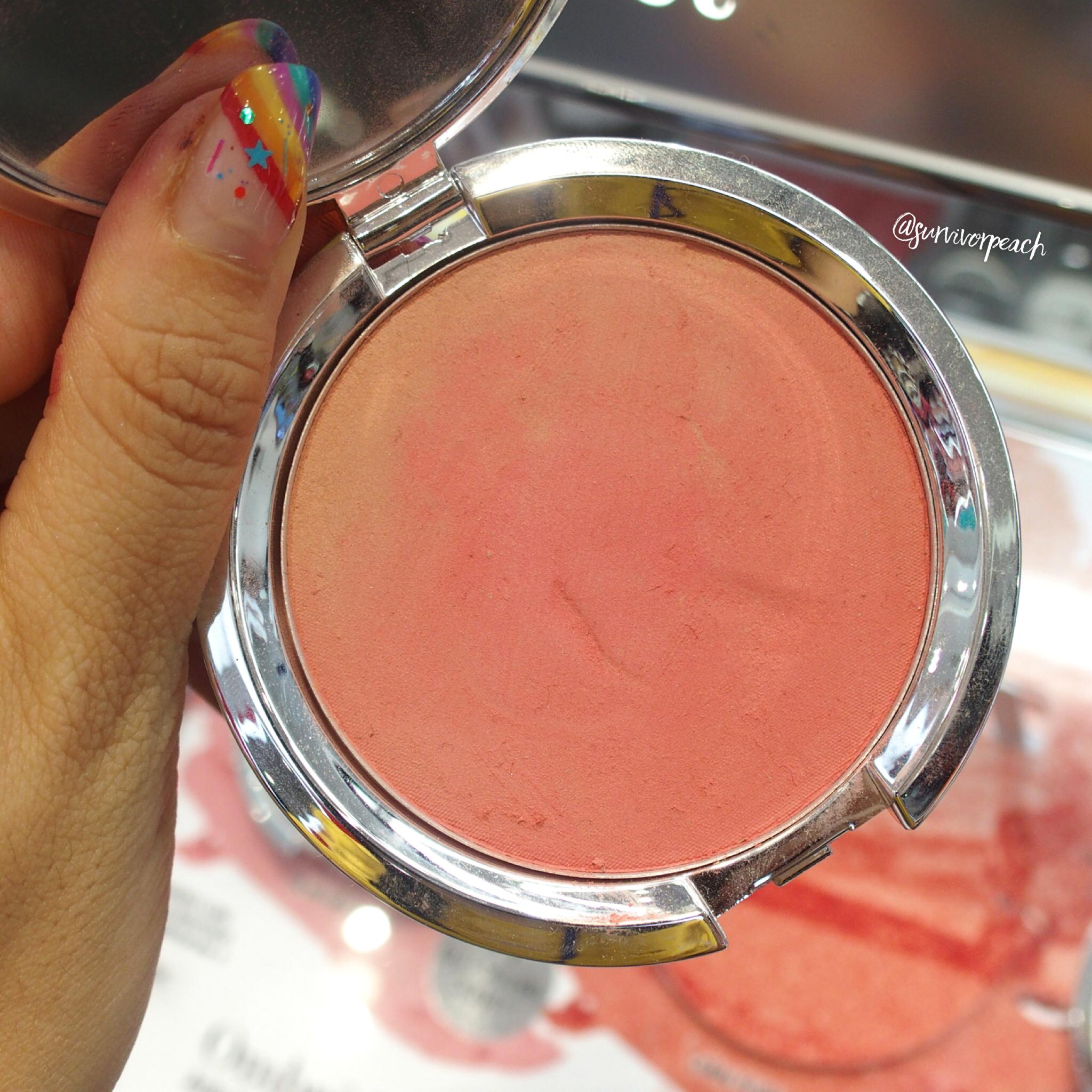 It cosmetics Ombré Radiance Blush - Coral Flush