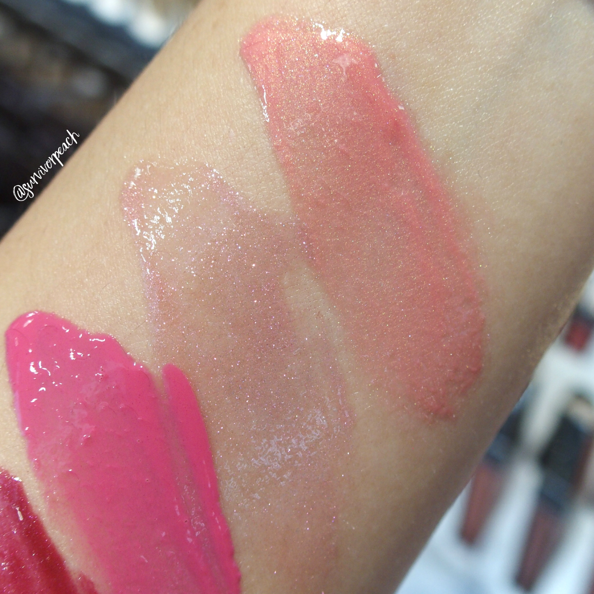 thoughts on official site classic Hourglass Unreal High Shine Voluming Lipgloss Review and ...