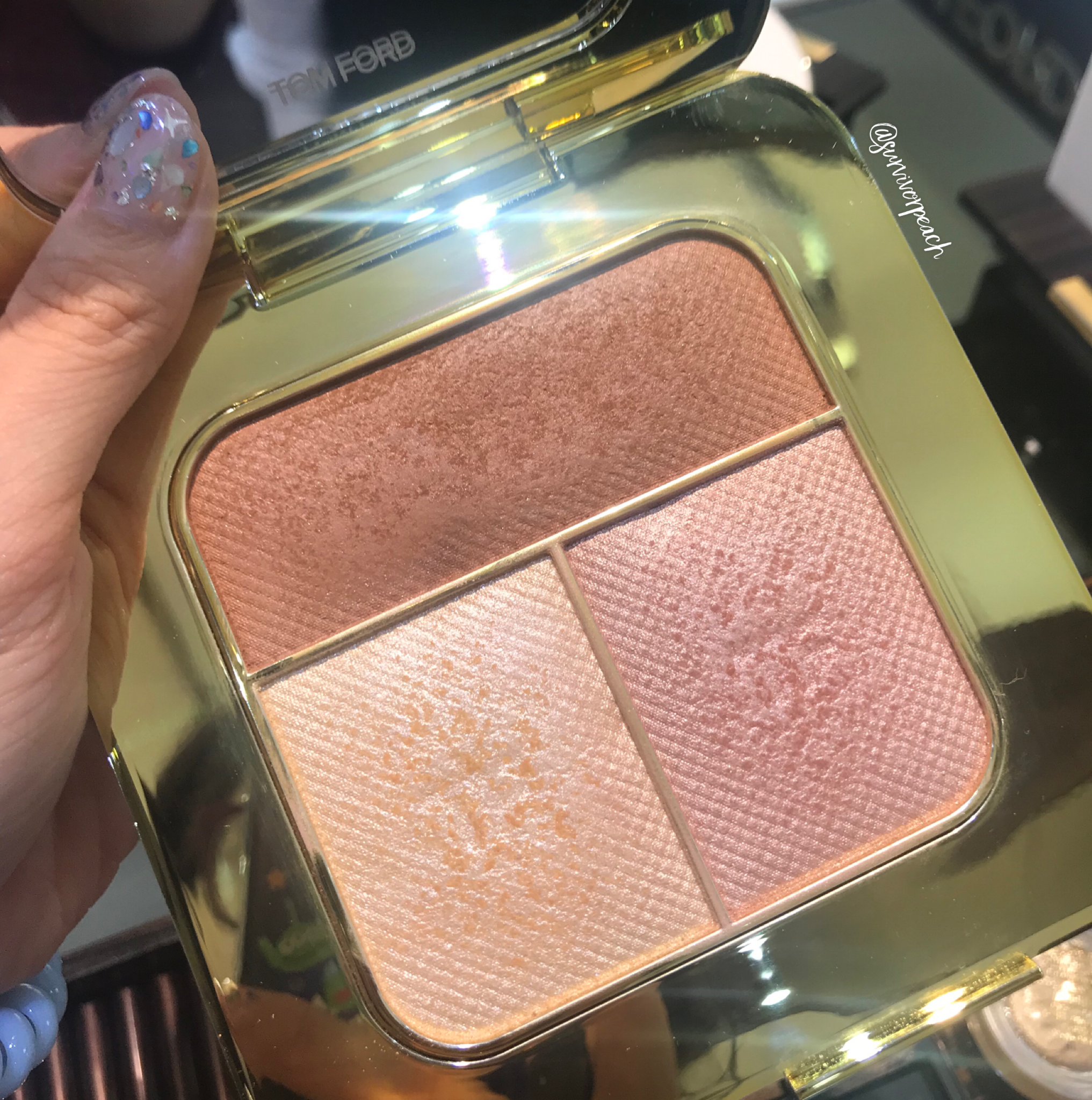 Tom Ford Bask Contouring compact