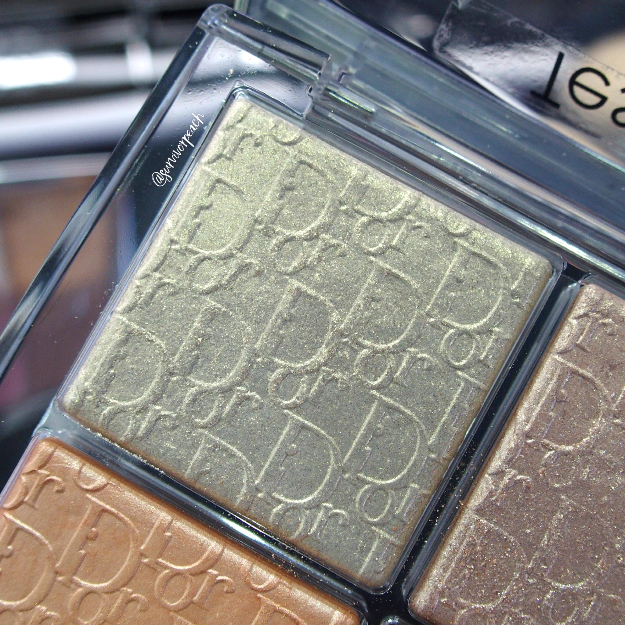 Dior Backstage Glow Face Palette 002 Glitz