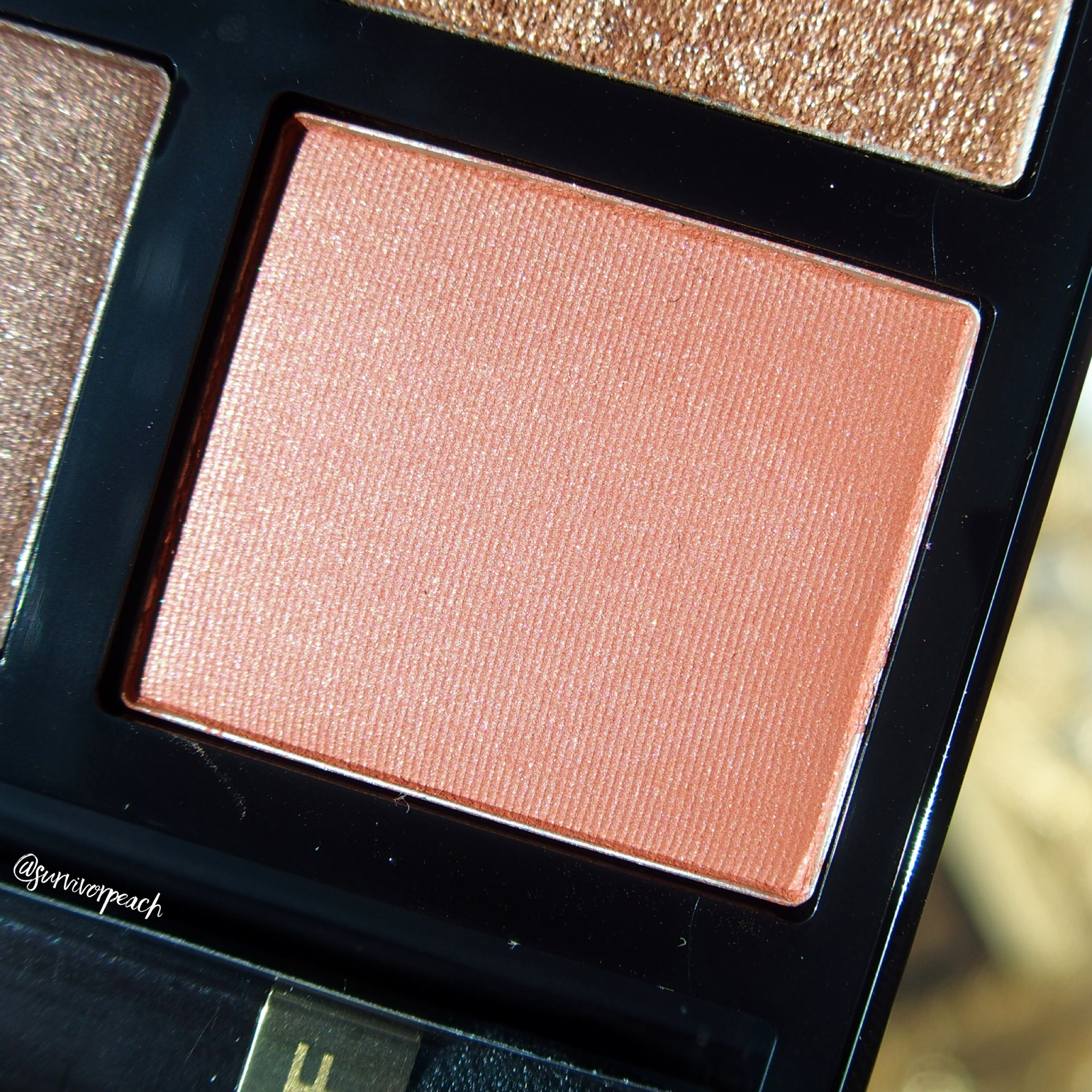 Tomford Beauty Leopard Sun Eyeshadow Quad