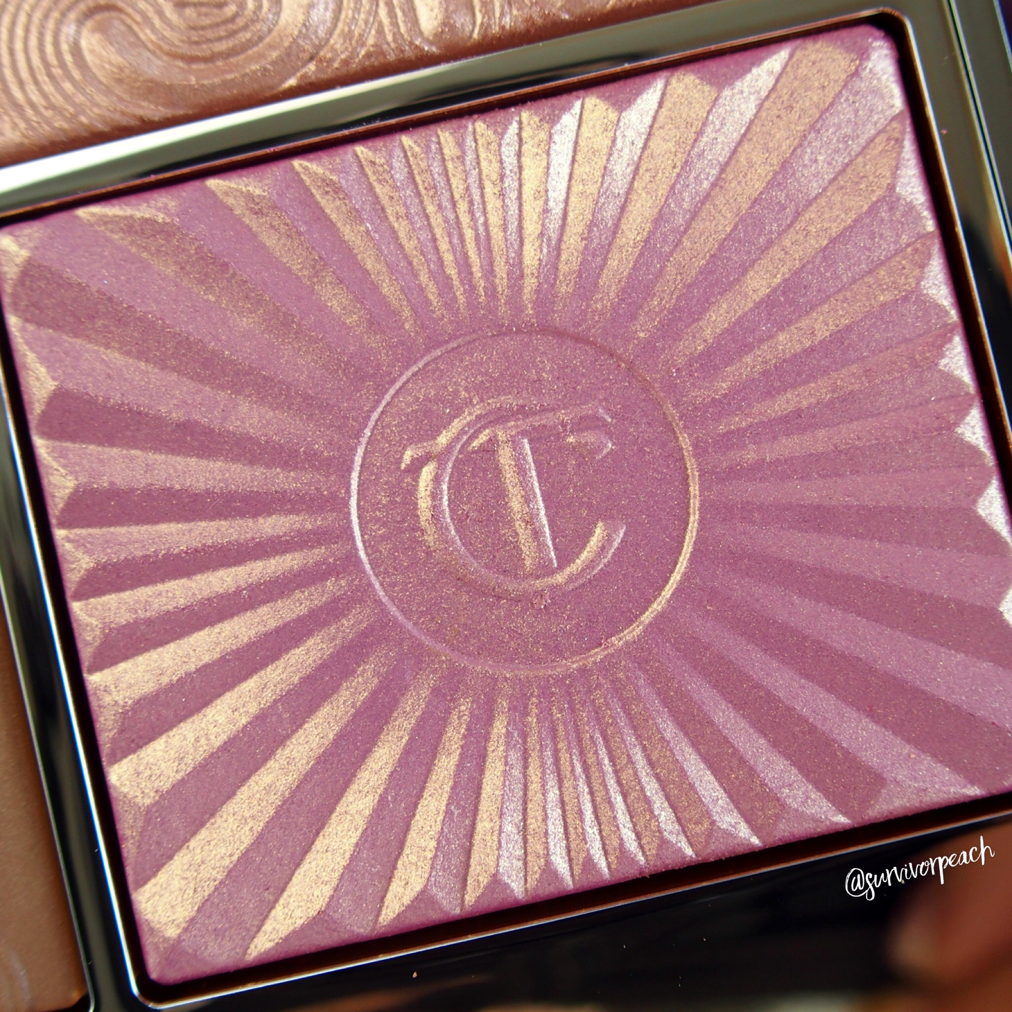 Charlotte Tilbury Glowgasm palette - Lightgasm