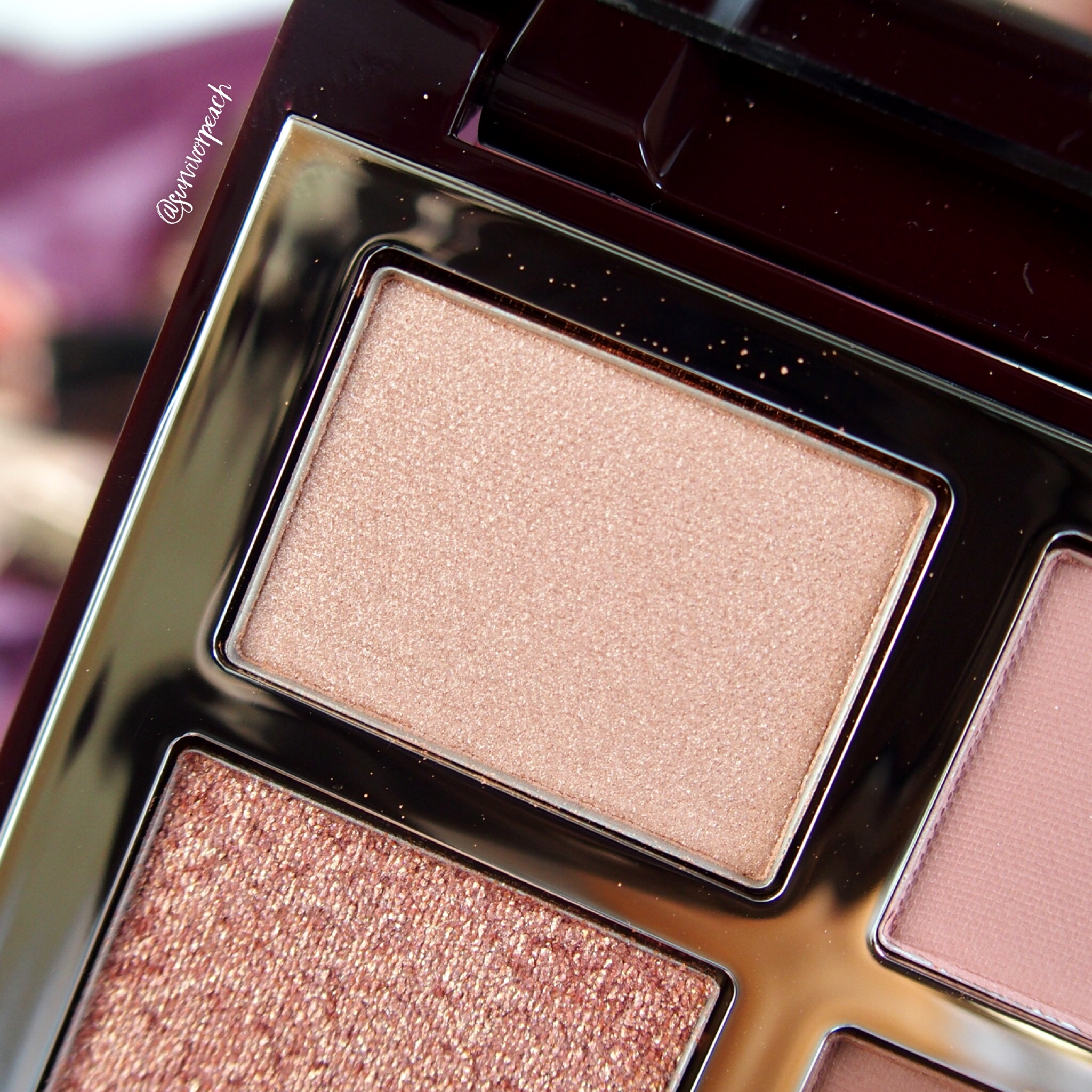 Charlotte Tilbury Pillowtalk Eyeshadow palette
