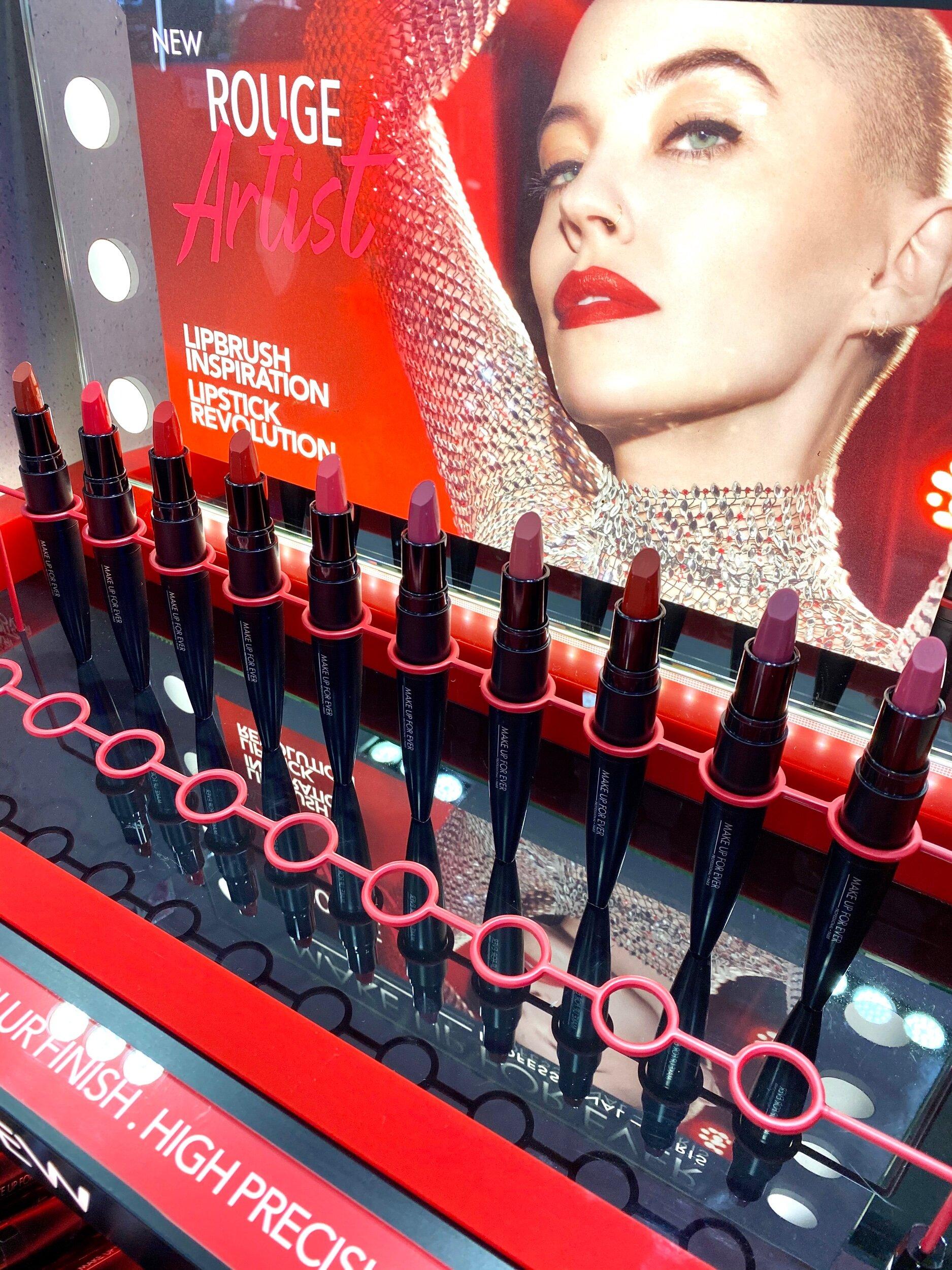 Makeup forever ROUGE ARTIST INTENSE COLOR LIPSTICK — Survivorpeach