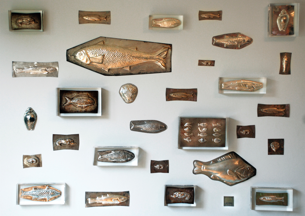 Fish Chocolate moulds