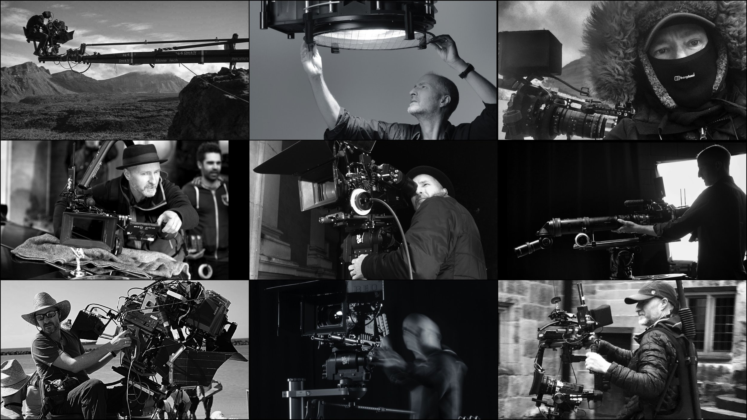 Brendan McGinty Cinematographer