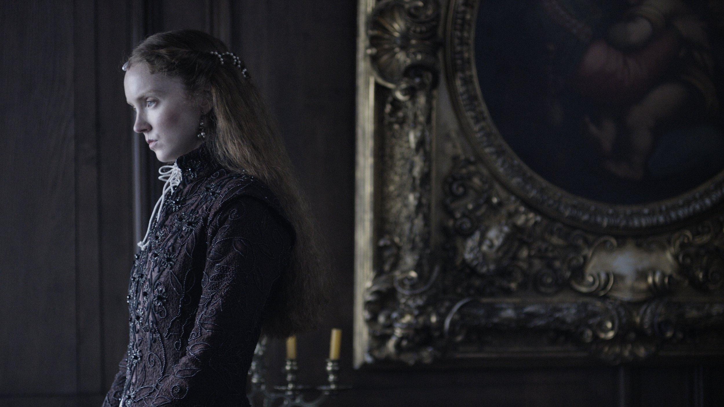 Lily Cole as Elizabeth I
