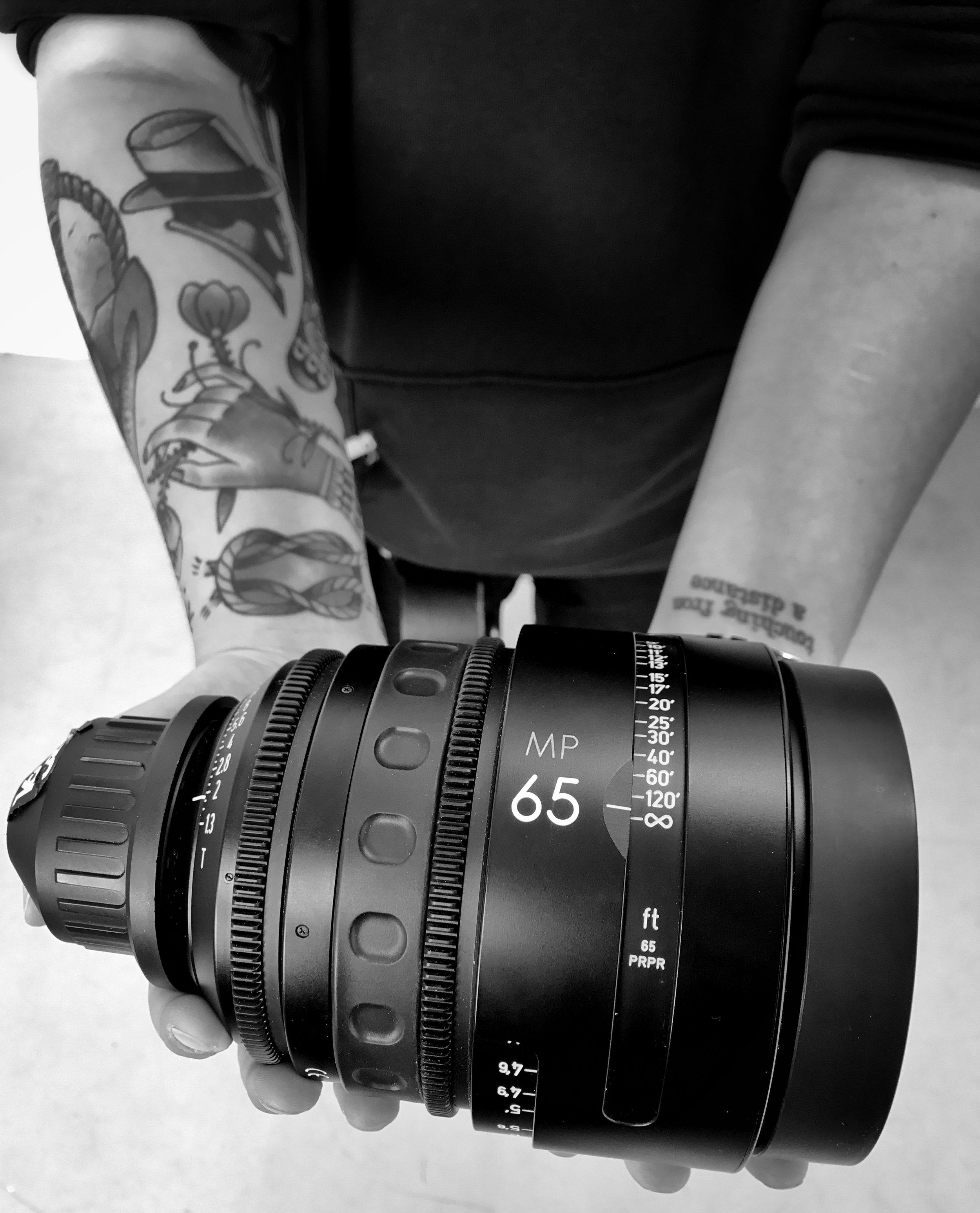 Arri/Zeiss Materprime 65mm