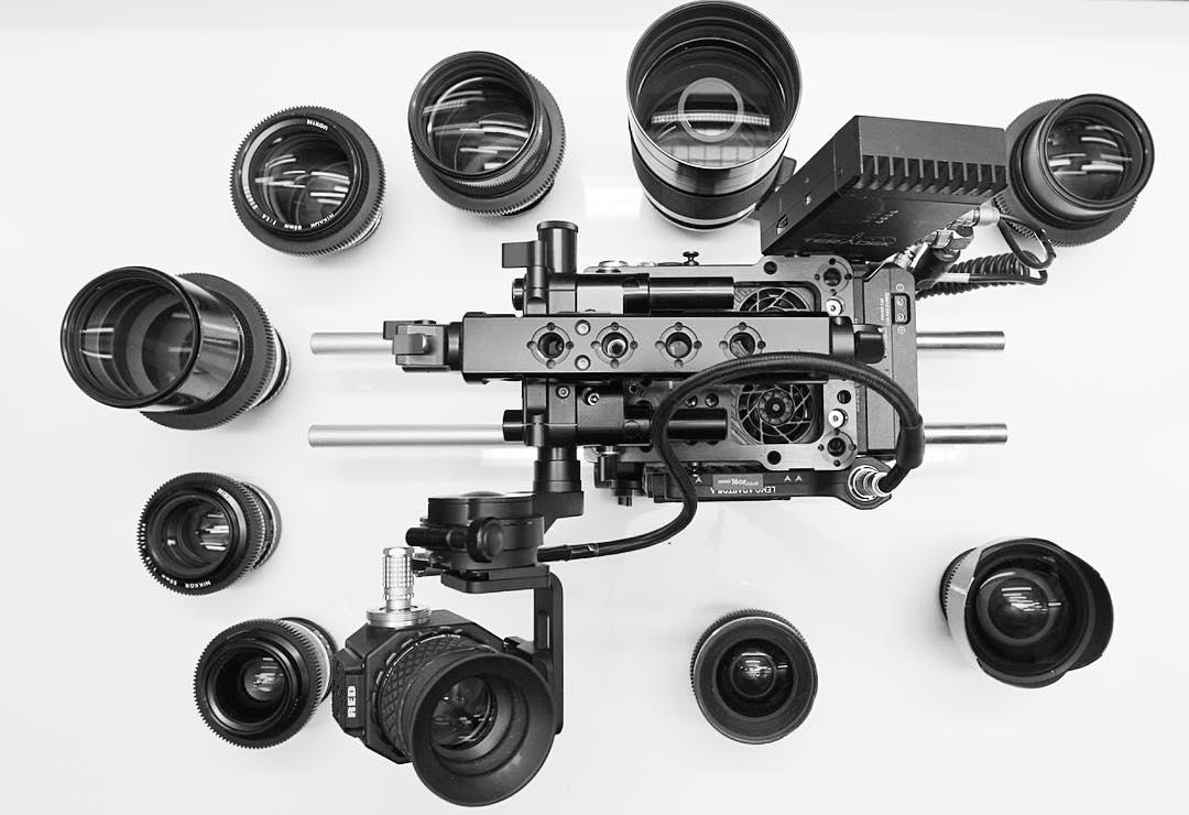 Red Weapon Vistavision Nikkor