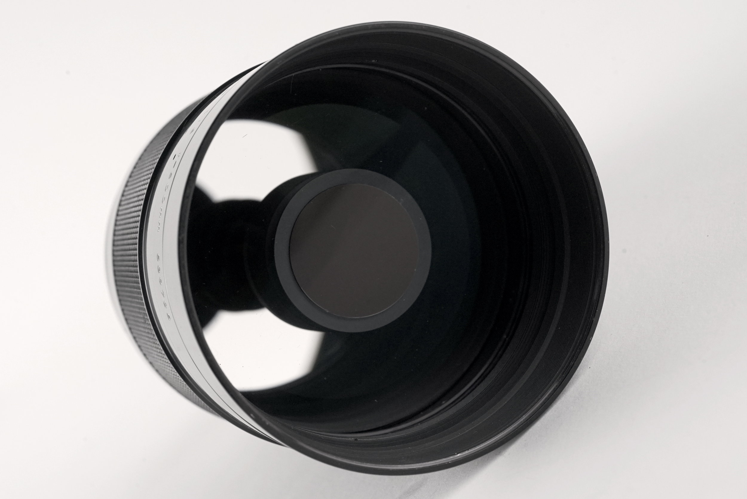 500mm Mirror lens
