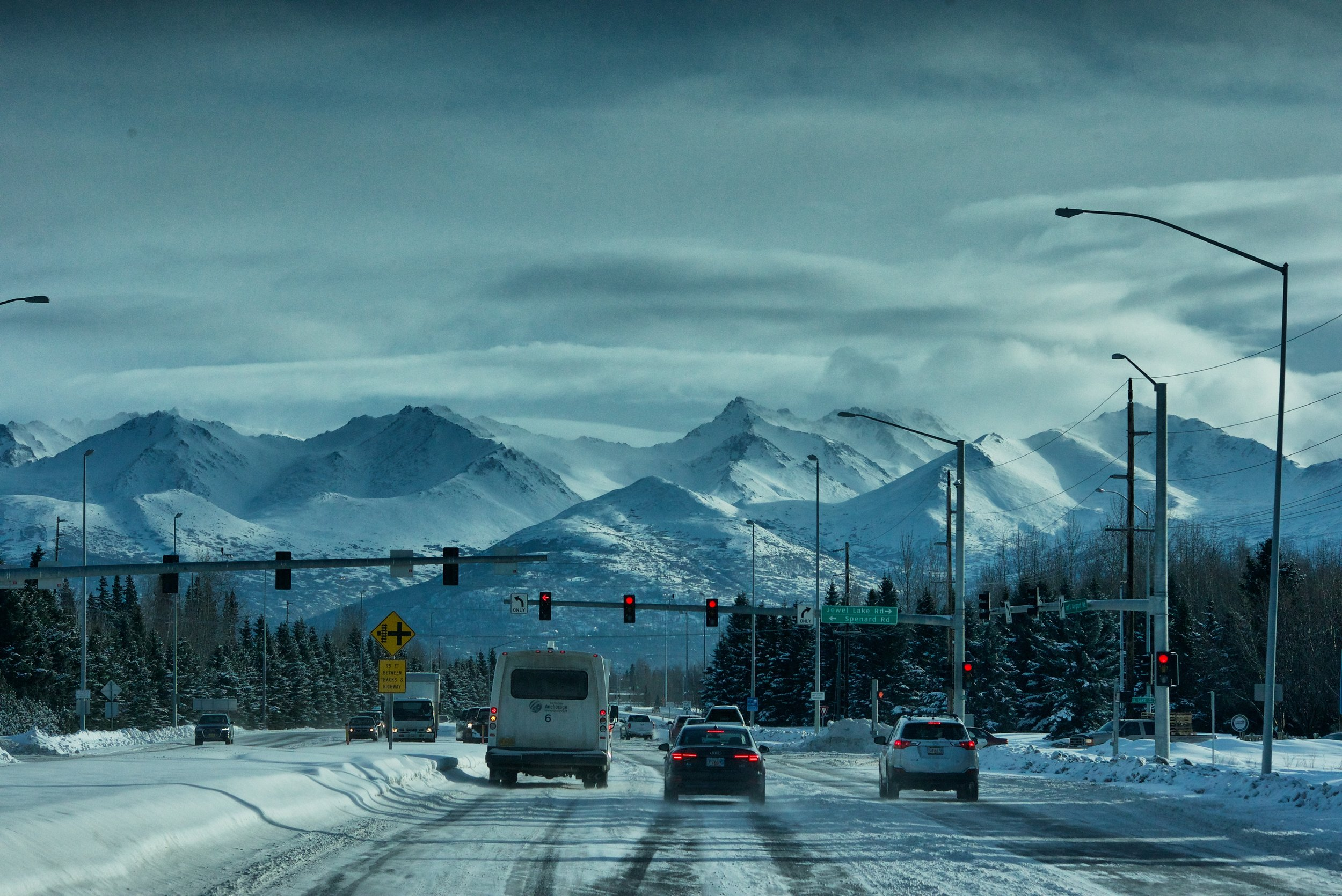 The Road out of Anchorage