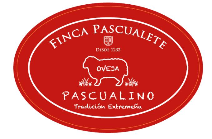 Etiqueta queso mini torta FINCA PASCUALETE
