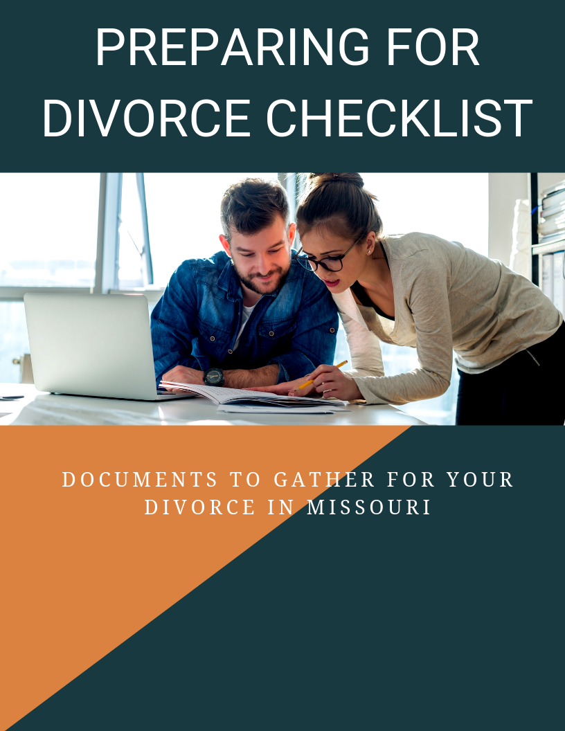 Preparing for Divorce Checklist - Documents to Gather for Your Divorce in Missouri.png
