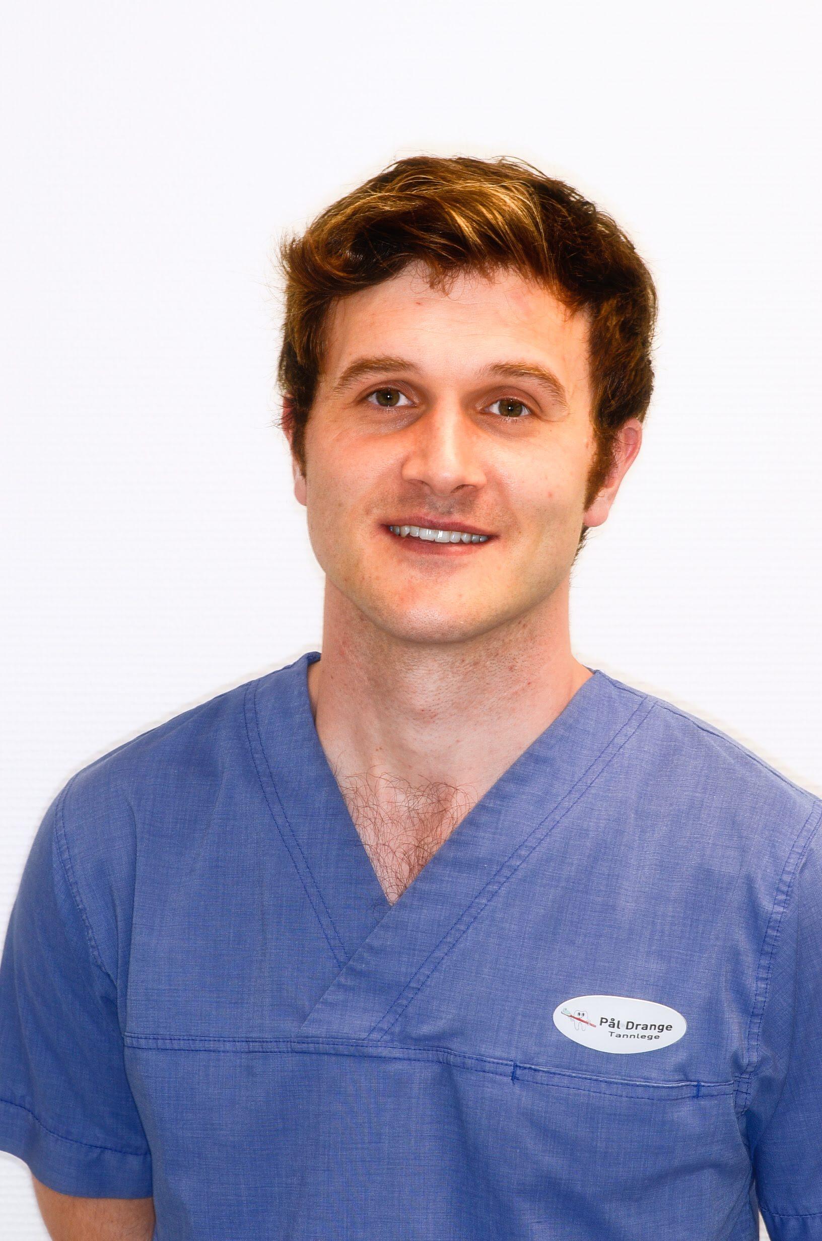 Tannlege Pål Drange