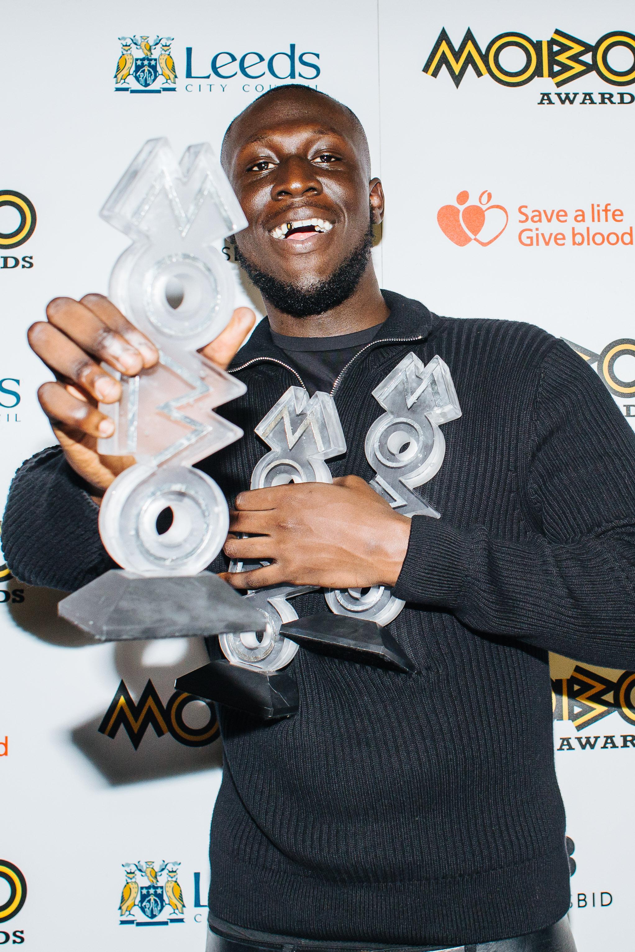 Stormzy - MOBO Awards