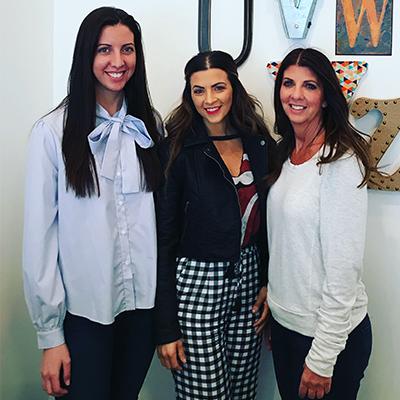 Made 4 Boutique - Elisa Krakowski, Kat Prosperi, and Sandy Francis Lee – owners