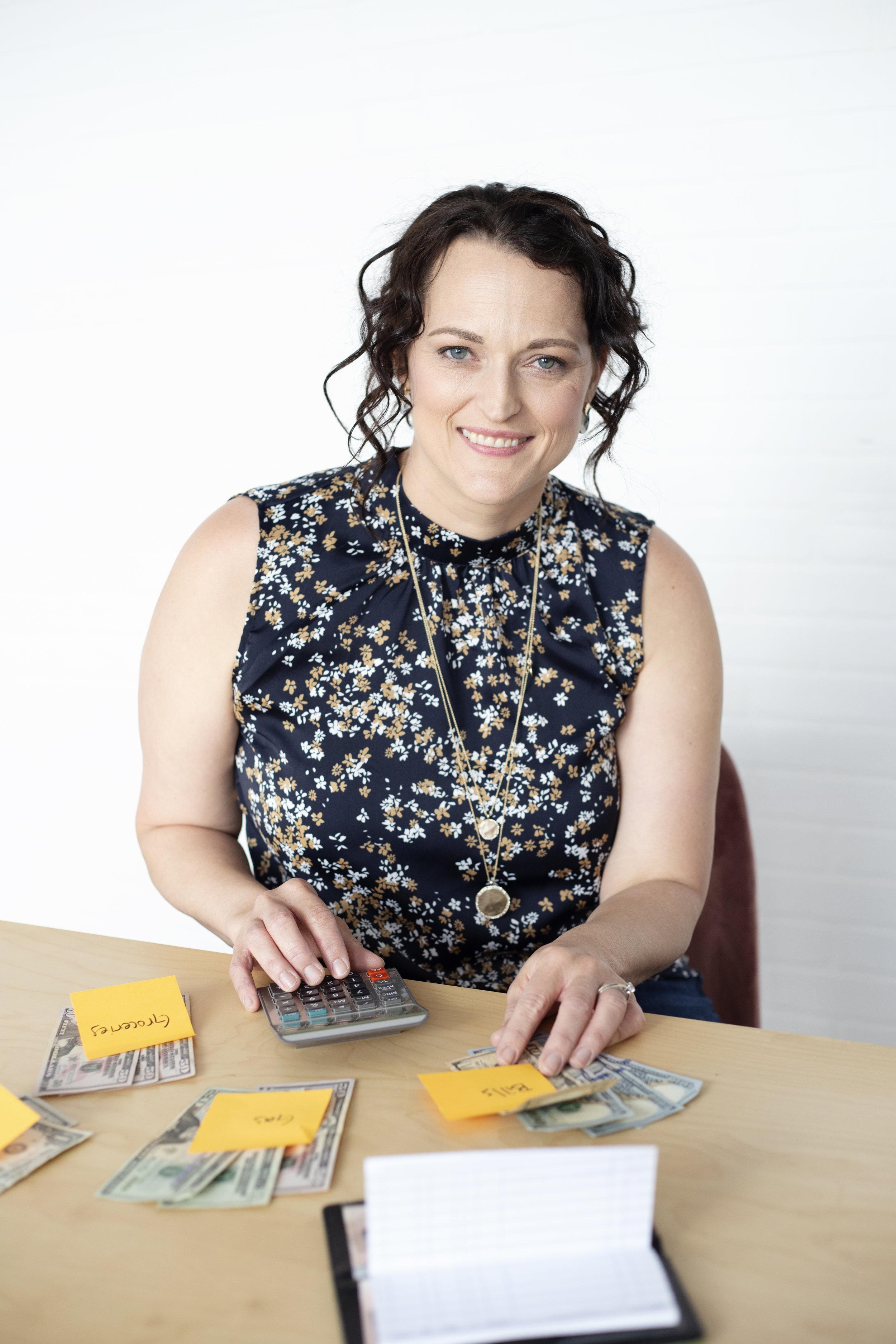 Kristen Ricupero - Financial Fitness Coaching