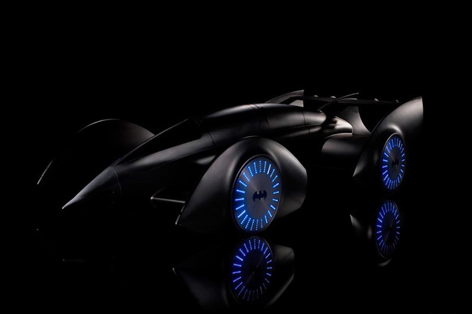FI designer, Gordon Murray's superhero vehicle