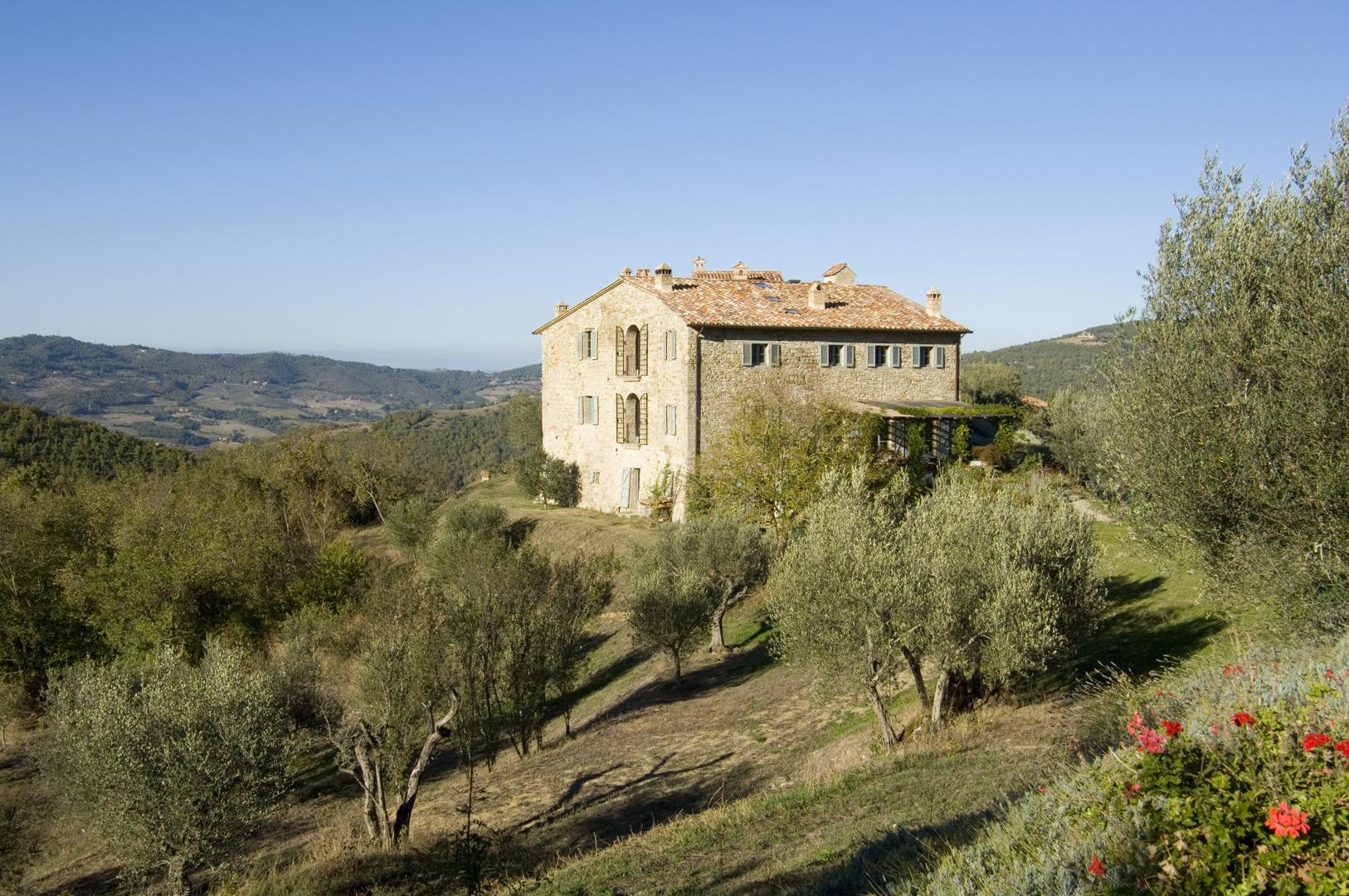 Villa Castellaro Today