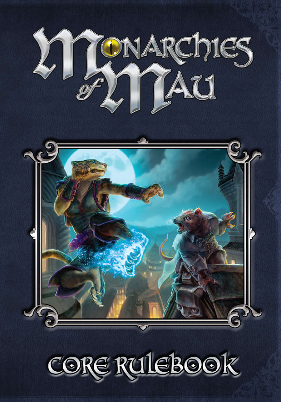Monarchies of Mau  is a complete game, fully compatible with  Pugmire !