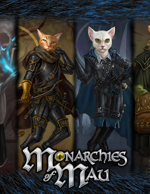 … or you can get wallpapers for the Monarchies of Mau!