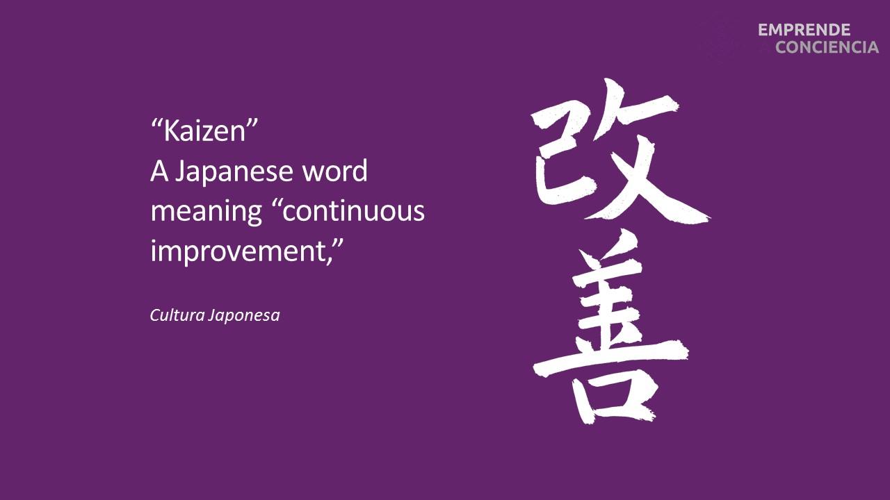 Kaizen es el ingrediente secreto del modelo de negocio de Toyota y la clave de su éxito