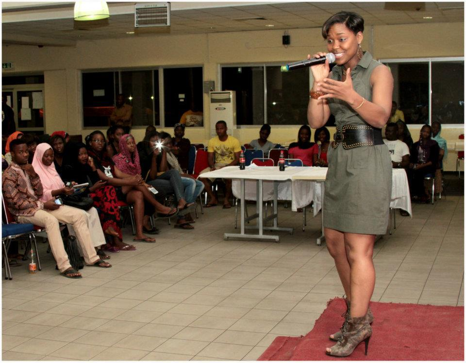 Performance at American University of Nigeria