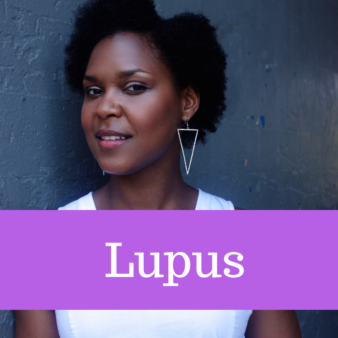 Click to learn more about Lupus and Shanelle's battle with this illness