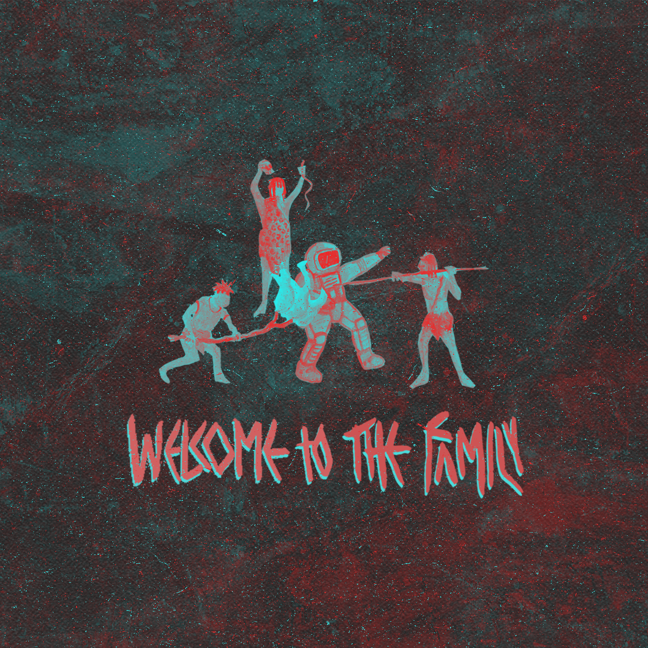 The Family - Welcome To The Family EP Producer / Mixer