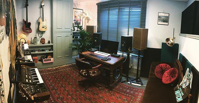 New digs @konk_studios