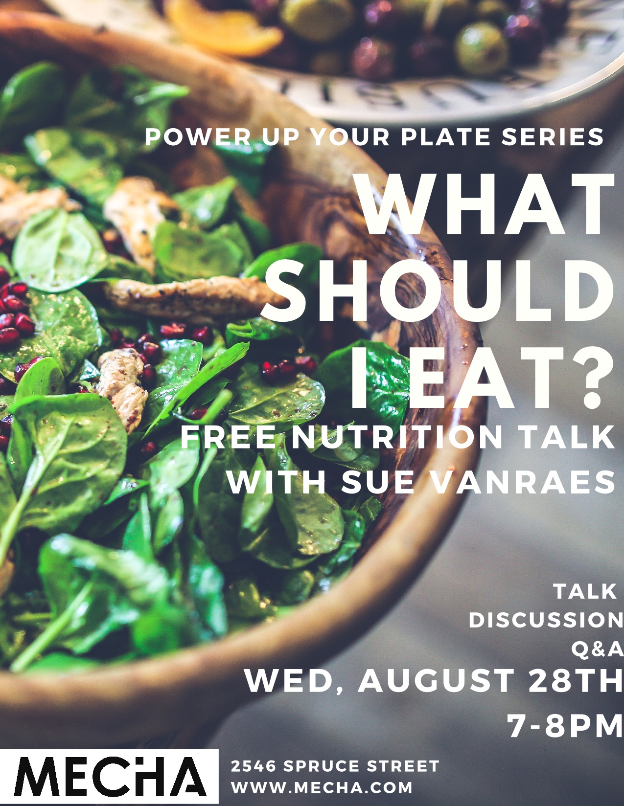 We are surrounded by so much information about the 'best' way to eat for our health and performance, how do we make sense of it all? Sue will break down macronutrients in the first talk in this series.
