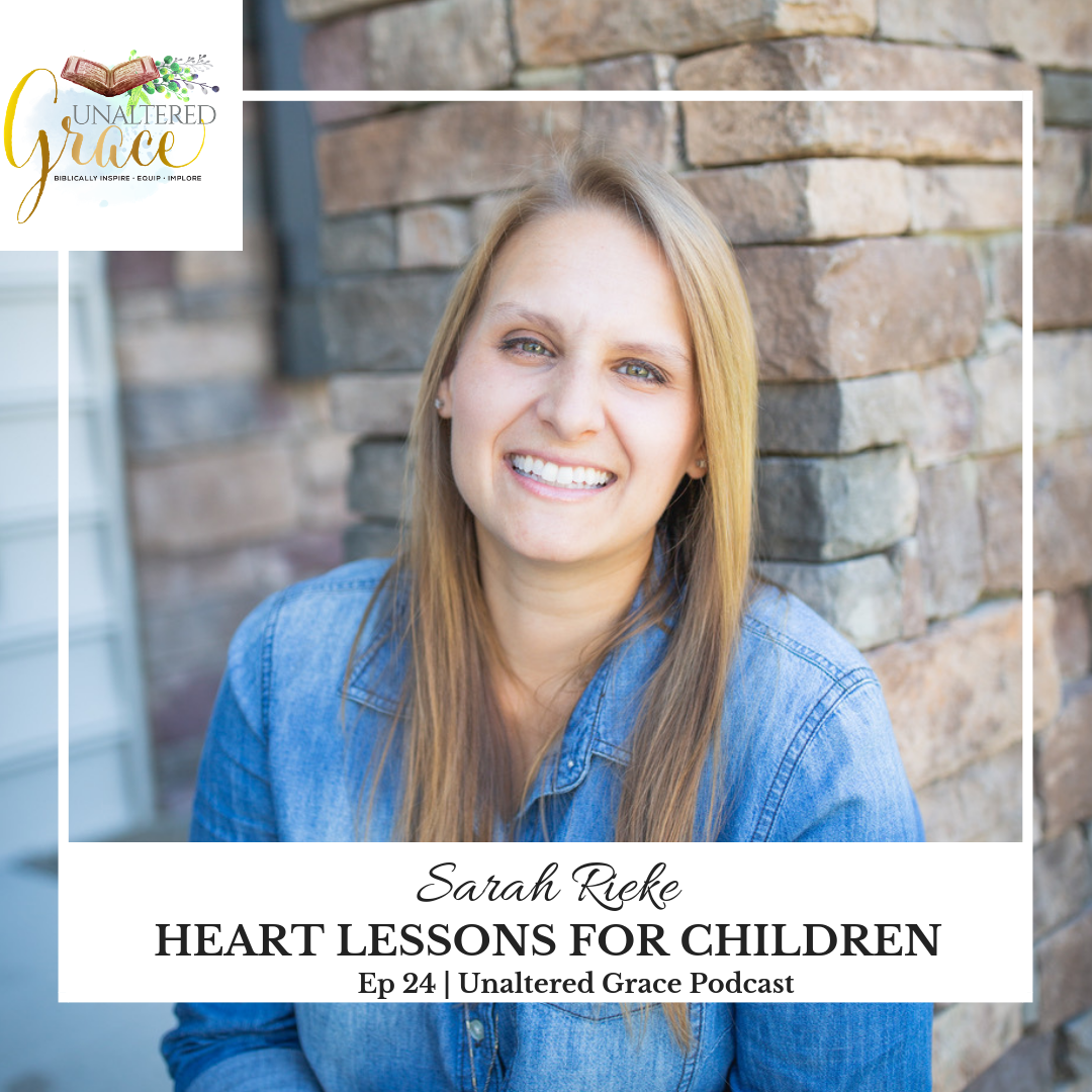 Sarah Rieke Heart Lessons for Children