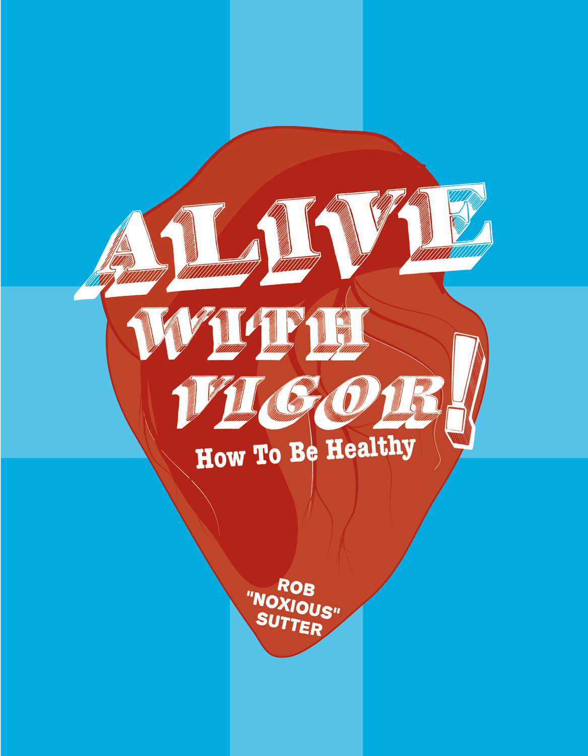 MICROCOSM PUBLISHING Alive with Vigor!     Alive With Vigor!    compiles stories of surviving—and thriving—from a wide spectrum of contributors. Deeply personal essays recount matters of preventative health care, the hard decisions we each have to make, Do It Yourself health care, and how to deal with extracting health care from government/corporate health care systems.   Alive With Vigor!   has a special focus on queer, youth, and transgendered people, recognizing that everyone has different health care needs. Finally a how to book where you can put the advice directly to use in your life!
