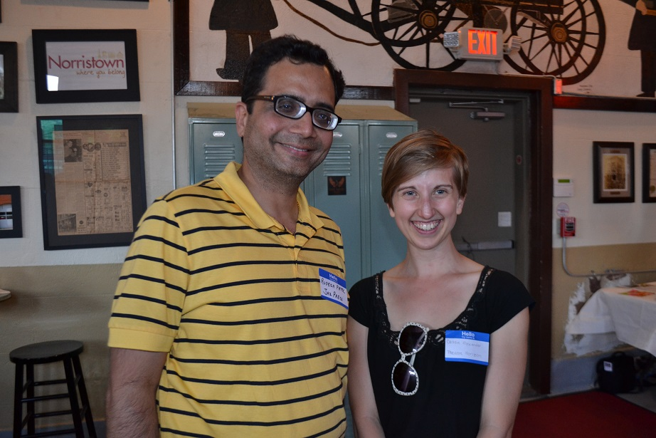 Norristown Chamber of Commerce event at Five Saints (18).JPG