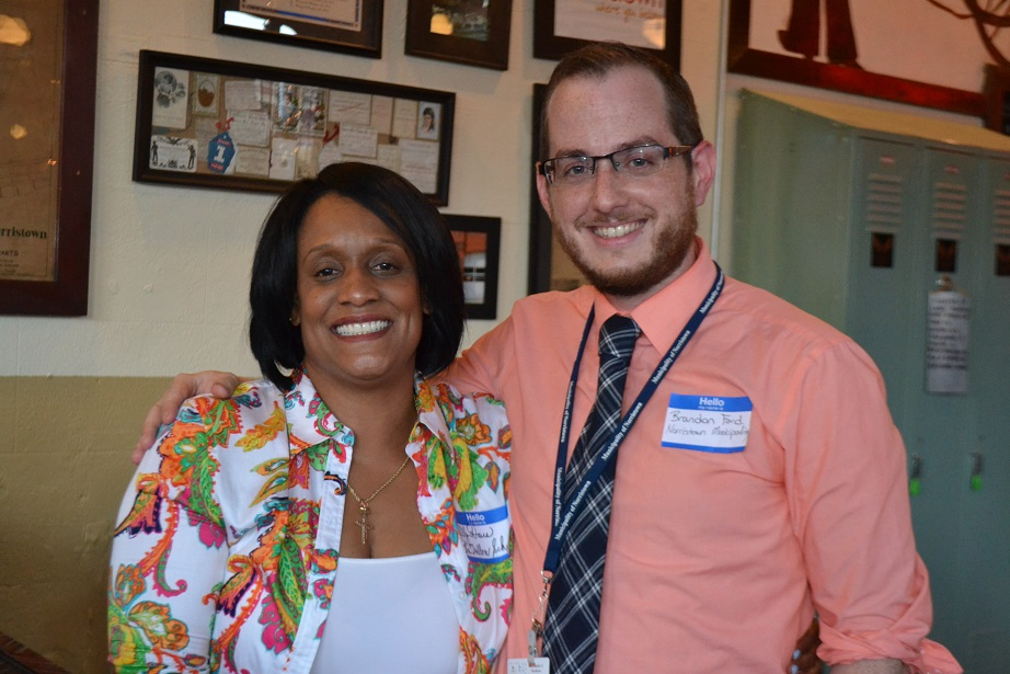 Norristown Chamber of Commerce event at Five Saints (22).JPG