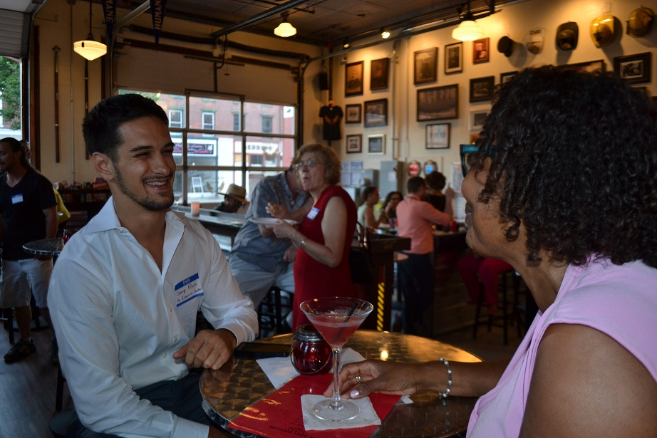 Norristown Chamber of Commerce event at Five Saints (28).JPG