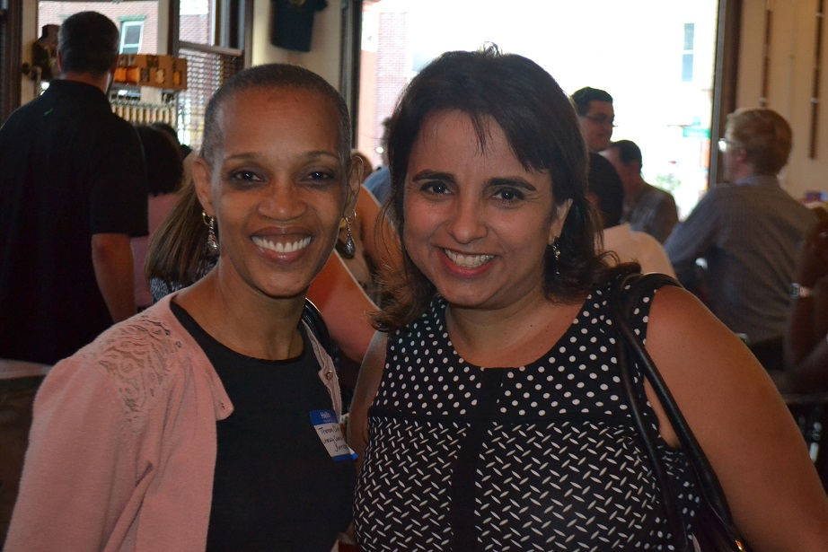 Norristown Chamber of Commerce event at Five Saints (29).JPG