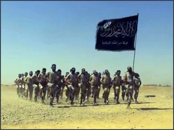 Images de propagande de Daesh