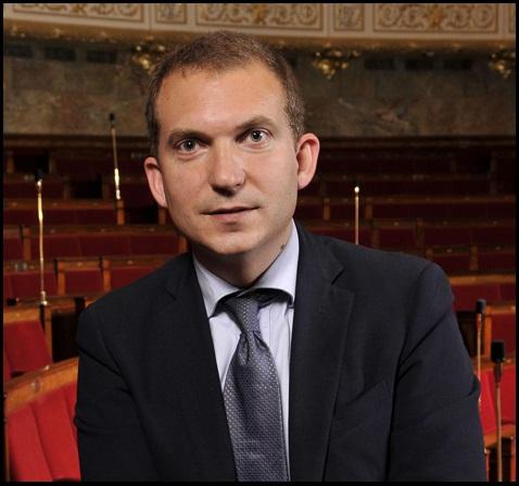 Émeric Bréhier, député socialiste de Seine-et-Marne, élu en 2012