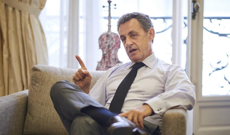 Nicolas Sarkozy - Interview magazine Emile