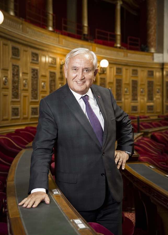 Jean-Pierre Raffarin   Jean-Pierre Raffarin a débuté sa carrière dans le privé. Giscardien, il est membre actif du parti républicain puis de l'UDF. Après une première expérience de conseiller municipal à Poitiers, il est élu député européen en 1989 puis sénateur de la Vienne en 1995. La même année, il est nommé ministre des PME, du Commerce et de l'Artisanat. En 2002, Jacques Chirac le choisit comme Premier ministre après sa réélection. Il retrouve son poste de sénateur en 2005. Le 27 juin 2017; il annonce son retrait de la vie politique.