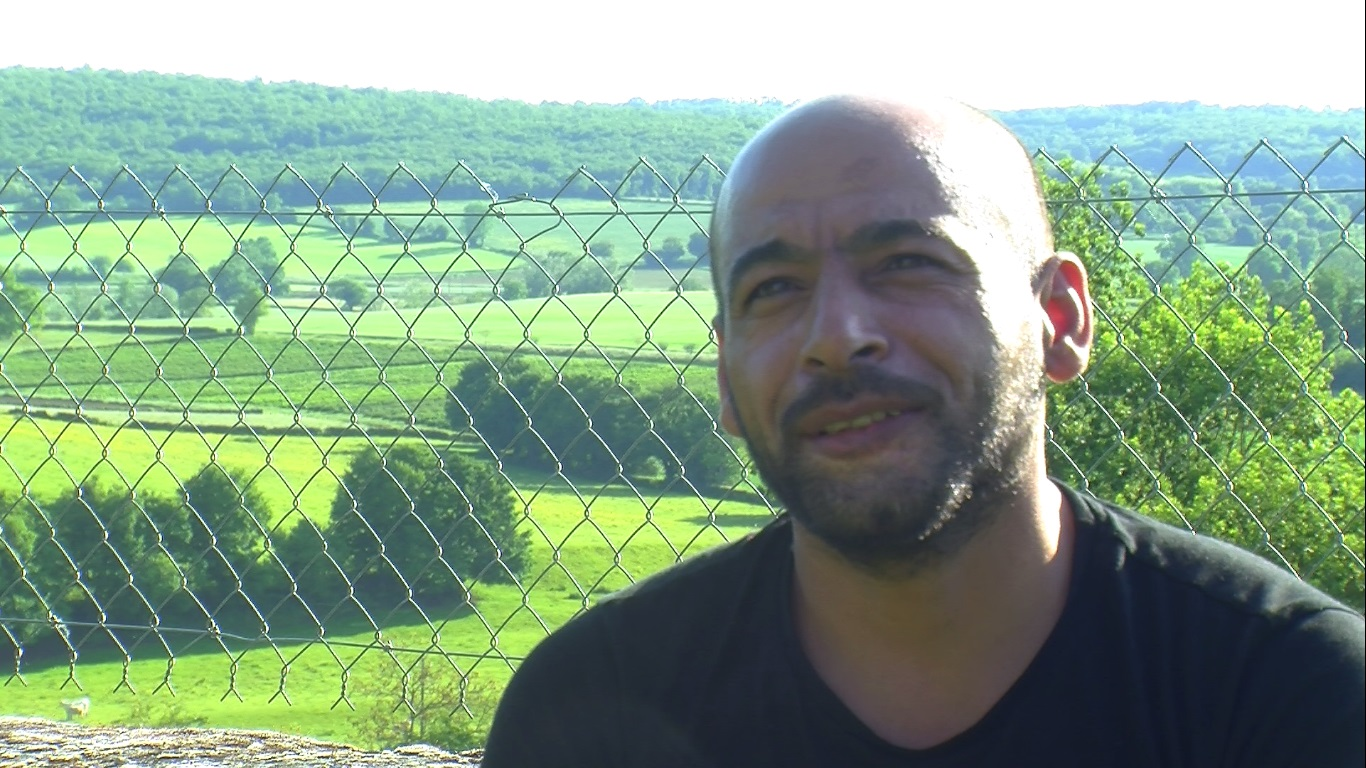 Abdul Sattar, réfugié syrien