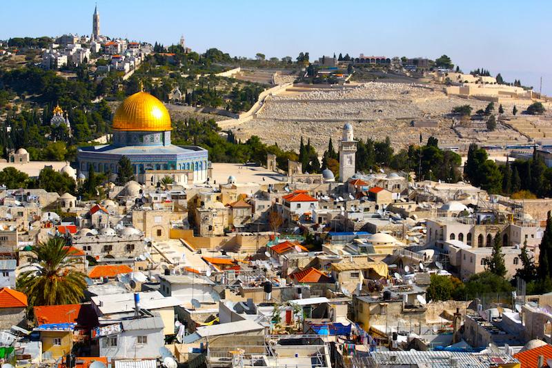 Jérusalem (photo Flickr)