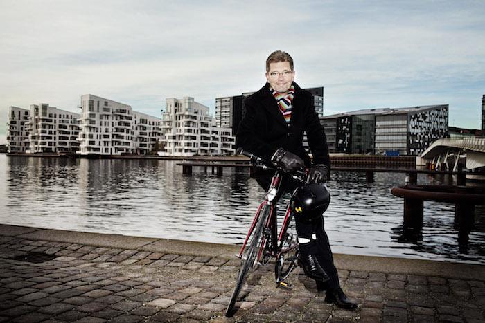Franck Jensen, maire de Copenhague  (Crédit photo: Carlsen)