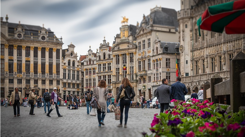 La Grand Place de Bruxelles (CC0 Pixabay)