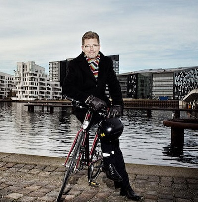 """""""Les villes doivent jouer un rôle de locomotive pour faire avancer la cause écologique"""", Frank Jensen, Maire de Copenhague   Photo : Carrsen"""